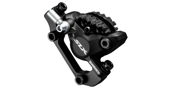 Shimano SLX BR-M7000 schijfrem VW/AW zwart